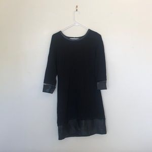 Laundry by Shell Secal Los Angeles black dress.